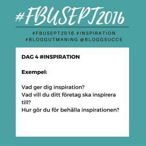 Dag 5 #inspiration